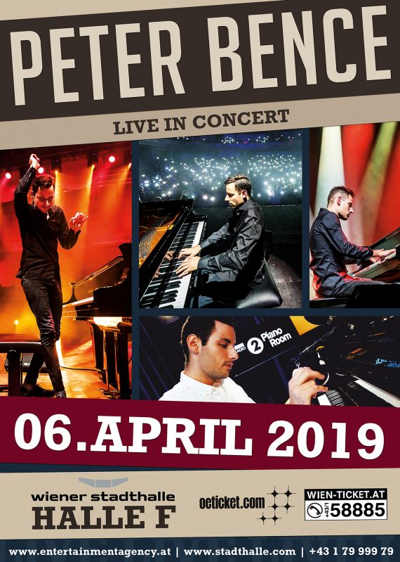 Peter-Bence-Live-Wien-Austria-Österreich