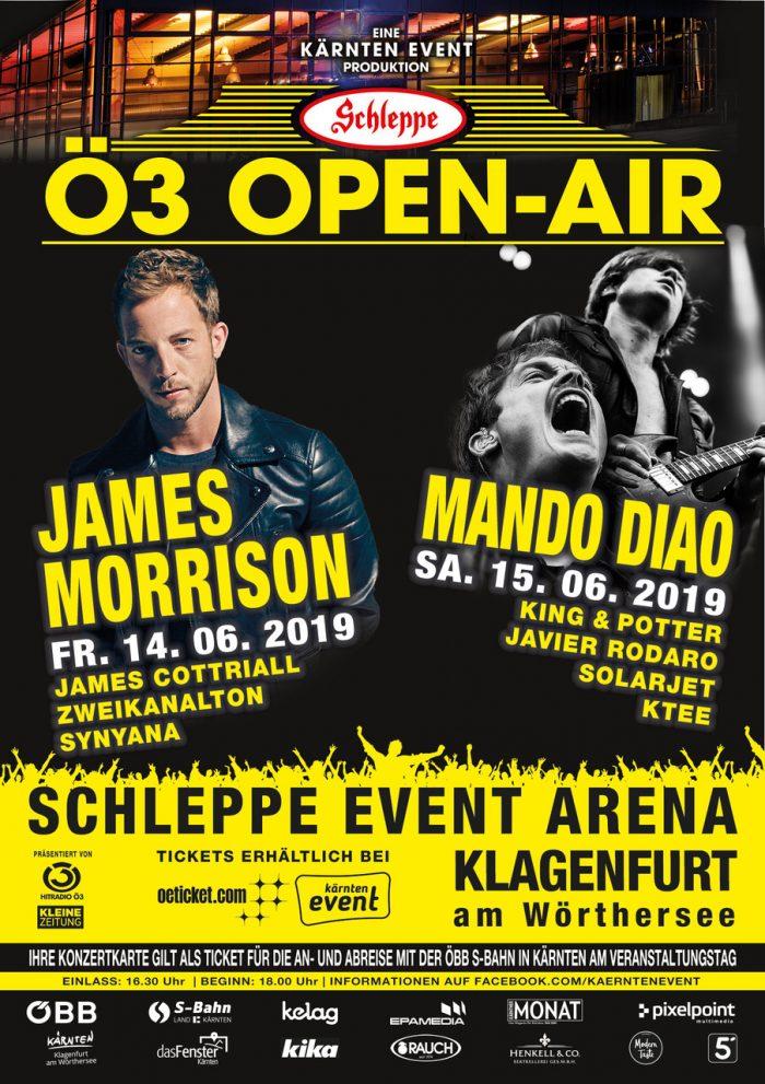 Ö3 Open Air Klagenfurt