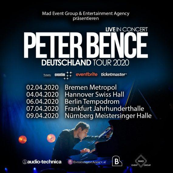 peter-bence-konzert-tour-deutschland-2020