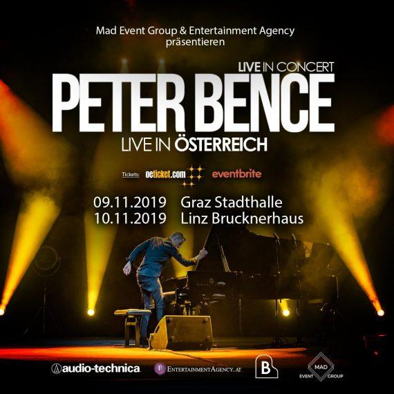 Peter-bence-konzert-tour-österreich