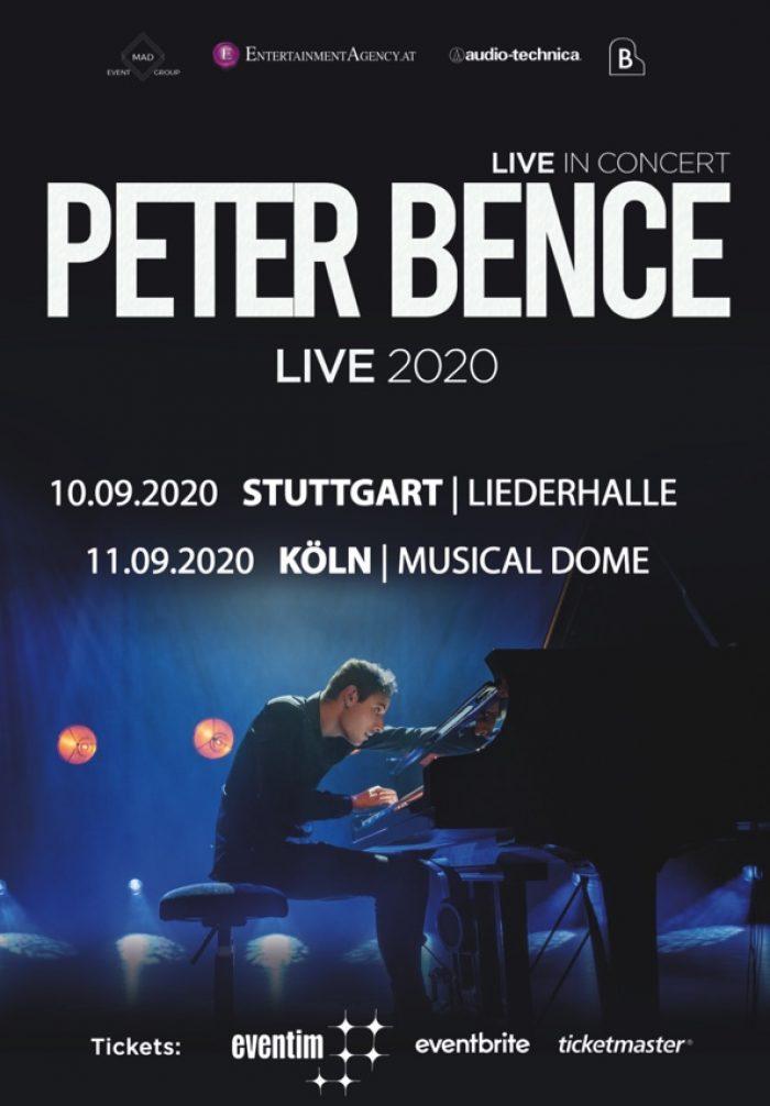 Peter-bence-live-deutschland-2020