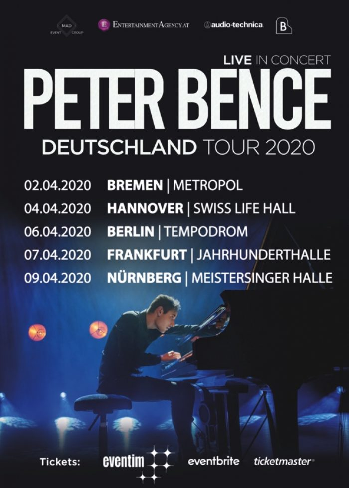 Peter-bence-live-deutschland-tour-2020